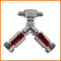 "Double vanne MICRO MATIC F1/2"" 2 x M1/2"""